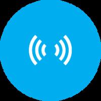 Audio hover